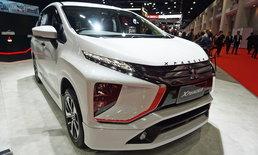 ราคารถใหม่ Mitsubishi ในตลาดรถยนต์ประจำเดือนมิถุนายน 2562