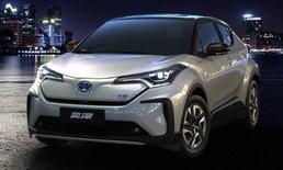 Toyota เตรียมเปิดตัวรถไฟฟ้า (EV) กว่า 10 รุ่น ตั้งแต่ปี 2020 เป็นต้นไป