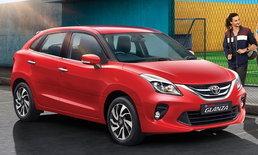 Toyota Glanza 2020 ใหม่ เก๋งแฮทช์แบ็คใหม่ล่าสุดเปิดตัวในอินเดีย