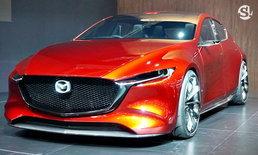 ราคารถใหม่ Mazda ในตลาดรถยนต์เดือนพฤษภาคม 2562