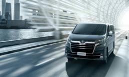 มาแน่! All-new Toyota Majesty จ่อเปิดตัวความหรูหราในไทย 16 สิงหาคมนี้