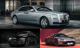 3 ค่ายรถหรูเผยความล้ำแห่งยนตรกรรม Ultra Luxury ที่ BIG Motor Sale 2019