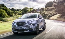All-new Nissan Juke จ่อเปิดตัว มาพร้อมตัวถัง SUV สไตล์ Coupe