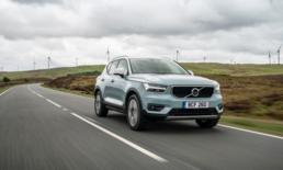 Volvo XC40 2020 อัพเกรดเทคโนโลยีใหม่เพียบ เคาะราคาเริ่มต้น 1.1 ล้านบาทในอังกฤษ
