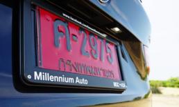 """เผยสถิติ """"รถป้ายแดง"""" จดทะเบียนใหม่ครึ่งปีแรกปี 2562 ทะลุ 1.6 ล้านคัน"""