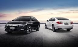 Honda Accord Hybrid ใหม่ สปอร์ตซีดานสุดพรีเมียม กับ 3 รุ่นที่สุดแห่งความเร้าใจ
