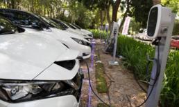 เรียนรู้เครื่องชาร์จรถยนต์ไฟฟ้าจาก Delta ด้วยการขับ Nissan Leaf มุ่งสู่ดอยอินทนนท์