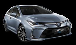 ราคารถใหม่ Toyota ในตลาดรถประจำเดือนตุลาคม 2562