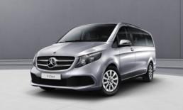 ราคารถใหม่ Mercedes-Benz ในตลาดรถประจำเดือนตุลาคม 2562