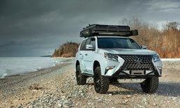 บุกป่าฝ่าดงไปกับ Lexus GX Overland Concept อเนกประสงค์ต้นแบบสายลุย