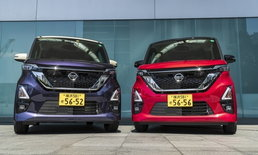 อัดเเน่นเกินราคา! Nissan Roox โฉม Highway Star วางขายญี่ปุ่นเท่านั้น