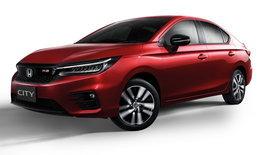 ราคารถใหม่ Honda ในตลาดรถยนต์ประจำเดือนเมษายน 2563