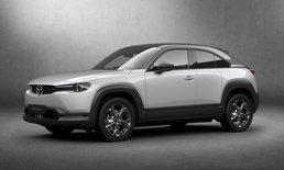 วิ่งไกลขึ้น 2 เท่า! รถยนต์ไฟฟ้า Mazda MX-30 อาจใช้เครื่องยนต์โรตารี่