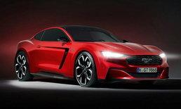 ลือสะพัด! Ford Mustang 2022 จะมาพร้อมระบบไฮบริดเครื่องยนต์ V8