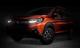 รอชมหน้าจอ! All-new Suzuki XL7 เตรียมเปิดตัว 2 ก.ค. ผ่านช่องทางออนไลน์