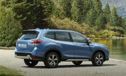 ราคารถใหม่ Subaru ในตลาดรถยนต์เดือนกันยายน 2563