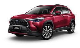 ราคารถใหม่ Toyota ในตลาดรถประจำเดือนตุลาคม 2563