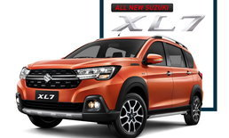 ราคารถใหม่ Suzuki ในตลาดรถยนต์ประจำเดือนตุลาคม 2563