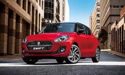 ส่องสเปควางขายยุโรป! Suzuki Swift 2021 ปรับโฉมเพิ่มแรงม้าบวกเทคโนโลยีใหม่