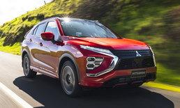 Mitsubishi Eclipse Cross 2021 ใหม่ ของดีที่ดันไม่เข้ามาขายในไทย