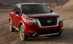 All-new Nissan Pathfinder 2021 ใหม่ เอสยูวีขนาดกลางขุมพลัง V6 เปิดตัวในสหรัฐฯ