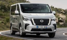 Nissan NV300 Combi 2021 ใหม่ ปรับไมเนอร์เชนจ์เปิดตัวที่ยุโรป