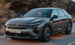 Citroën C5 X 2021 ใหม่ ครอสโอเวอร์ดีไซน์หรูพร้อมช่วงล่าง Advanced Comfort เป็นครั้งแรก