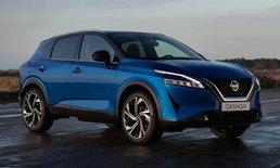 All-new Nissan Qashqai 2021 ใหม่ เผยโฉมที่ยุโรป พร้อมขุมพลัง e-POWER 1.5 ลิตรให้เลือก