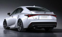 Lexus ขึ้นแท่นรถยนต์น่าเชื่อถือที่สุดแห่งปี 2021 จาก J.D. Power