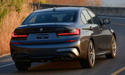 BMW M340i xDrive 2021 (CKD) ใหม่ ขุมพลัง 387 แรงม้า เคาะราคาในไทย 3,999,000 บาท