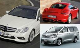 เปิดโผ! 10 รถหรูยอดนิยม-เลี่ยงภาษี เอาใจคนรวย(ไม่จริง)