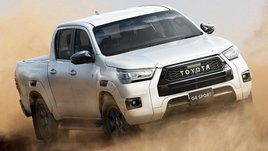 Toyota Hilux GR Sport 2022 ใหม่ เปิดตัวครั้งแรกที่ญี่ปุ่น มีเฉพาะเครื่อง 2.4 ลิตร