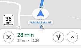 ตำรวจหลบไป! Google Maps แสดงตำแหน่ง