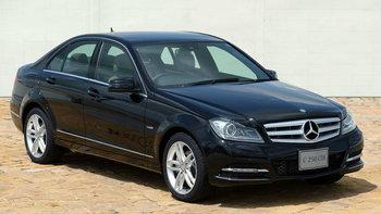 Mercedes Benz C-Class Minorchange : ปรับโฉมสักนิดแต่ที่เด็ดคือ เกียร์ 7 สปีด
