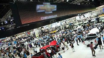 น้ำท่วมไม่หวั่น คนไทยยังคึกยอดจองรถทะลักMotor Expo 2011 อีโค่คาร์-กระบะนำเกมหลังน้ำลด