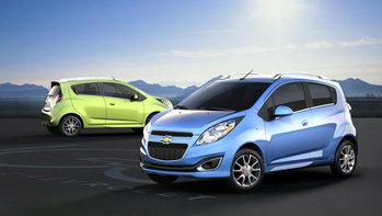 คันนี้น่ามอง : Chevrolet Spark  อยากให้เจ้าหนูนี่มาเป็นอีโค่คาร์จัง