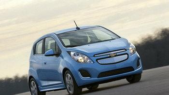 ประหยัดแน่  Chevrolet Spark EV  ,EPA รับได้เฉลี่ย  50  ก.ม./ลิตร จริง