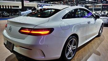 Mercedes-Benz E300 Coupe AMG Dynamic ใหม่ เคาะราคา 4.54 ล้านบาท