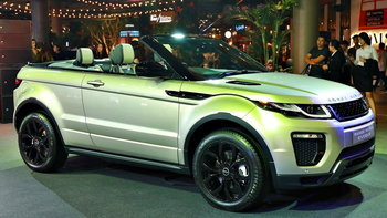Range Rover Evoque Convertible 2017 ใหม่ เคาะเริ่ม 6.299 ล้านบาทในไทย