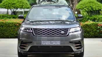 Range Rover Velar 2017 ใหม่ เปิดตัวแล้วในไทย ราคา 5,999,000 บาท