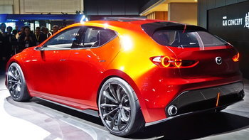Mazda Kai Concept ใหม่ ต้นแบบ Mazda3 เจเนอเรชั่นใหม่ล่าสุด