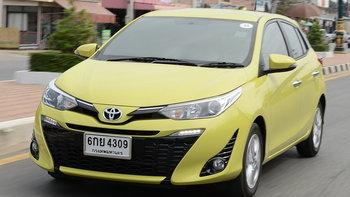 รีวิว Toyota Yaris 2017 ไมเนอร์เชนจ์ใหม่ ไม่ใช่แค่ปรับดีไซน์-แต่ขับดีขึ้นกว่าเดิมเยอะ