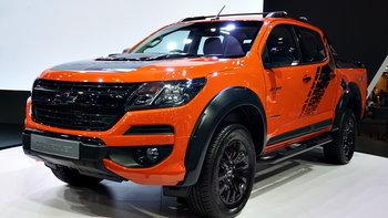 รถใหม่ Chevrolet - Motor Show 2018