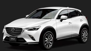 Mazda CX-3 Exclusive Mods 2018 ใหม่ แต่งหรูเอาใจสาวๆ โดยเฉพาะ