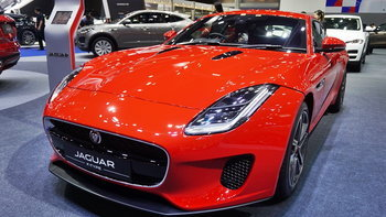 Jaguar F-Type 2.0 2018 ใหม่ ขุมพลัง 300 แรงม้า ราคาเบาๆ 6.999 ล้านบาท