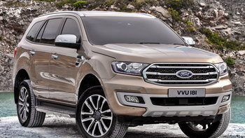 เปิดสเป็ค Ford Everest 2018 ไมเนอร์เชนจ์ทั้ง 4 รุ่นย่อย ซื้อรุ่นไหนคุ้มสุด?