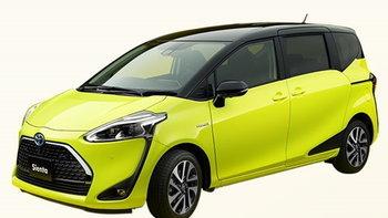 Toyota Sienta 2019 ไมเนอร์เชนจ์ใหม่เริ่มวางจำหน่ายแล้วที่ญี่ปุ่น