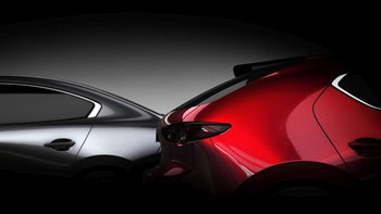 Mazda3 2019 เจเนอเรชั่นใหม่เผยทีเซอร์ล่าสุดก่อนเปิดตัวปลายเดือนนี้