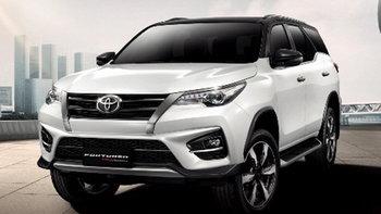 Toyota Fortuner TRD Sportivo 2019 รุ่นที่ 2 ใหม่ เคาะเริ่มต้น 1,719,000 บาท