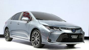 Toyota Corolla Altis 2019 ใหม่ เผยโฉมอย่างเป็นทางการครั้งแรกที่จีน